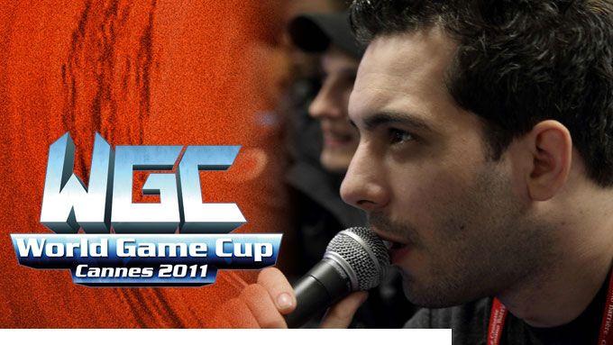 WGC 2011 : Entretien avec Asenka