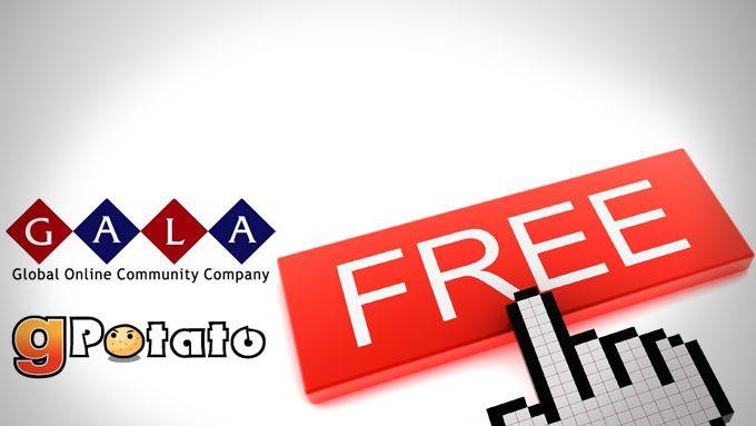 Les Free to Play : Gala Networks Europe et Gpotato