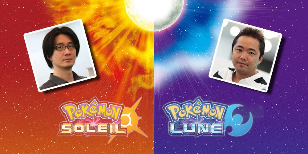 """Pokémon Lune et Soleil : """"Pousser au maximum les limites de la 3DS"""""""