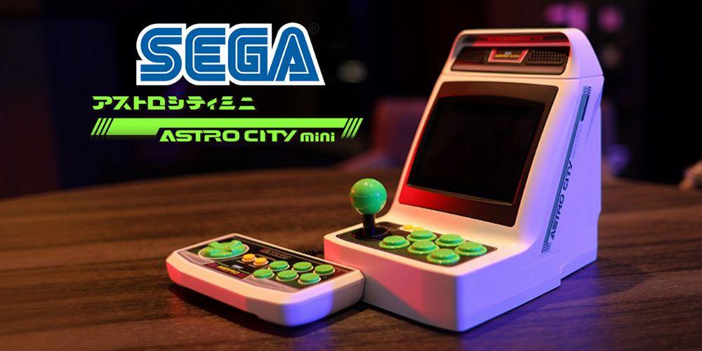 TEST de l'Astro City Mini : Quand SEGA dépasse les bornes ?
