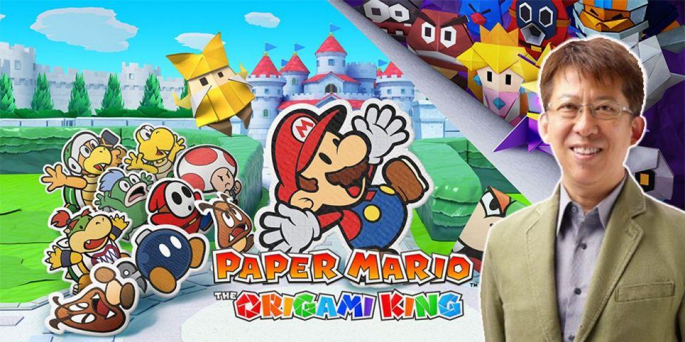 """""""Reprendre ce qui a fonctionné, non merci"""" : notre interview des développeurs de Paper Mario"""