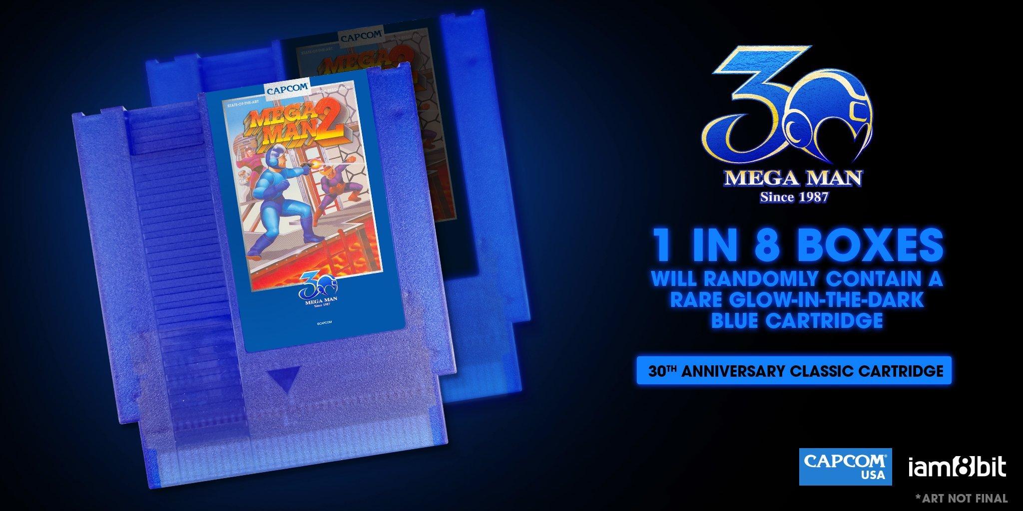 04-Mega Man 2-30th Anniversary Classic Cartridge