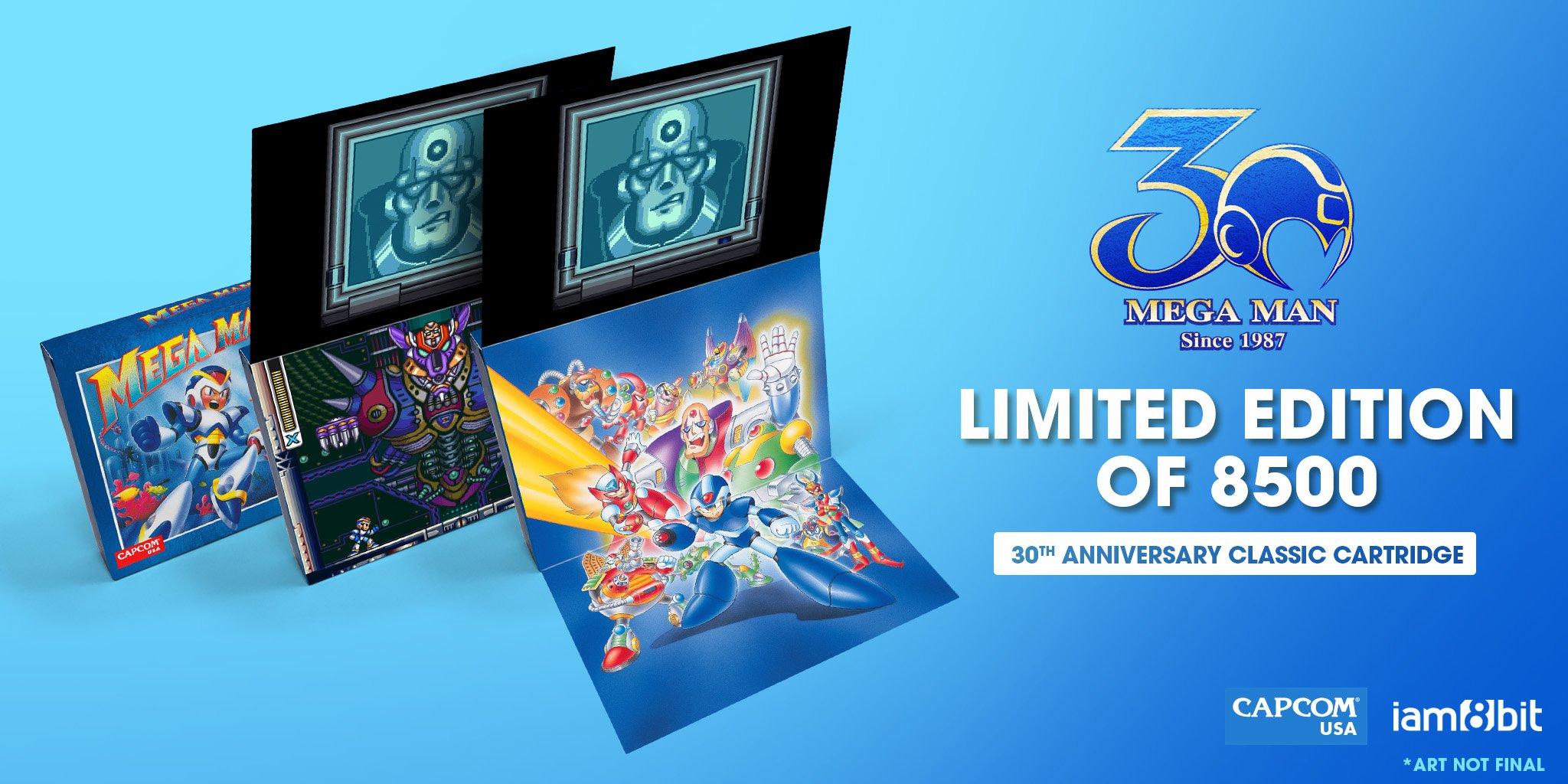 05-Mega Man 2-30th Anniversary Classic Cartridge 41d2f5b5-5561-41d6-aceb-9612b94324e3