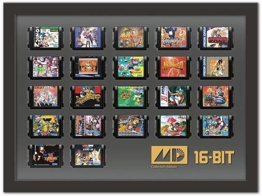 22 jeux mega drive 1