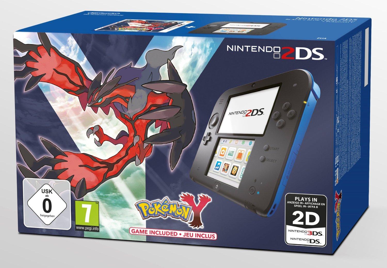 2DS Pokemon Y