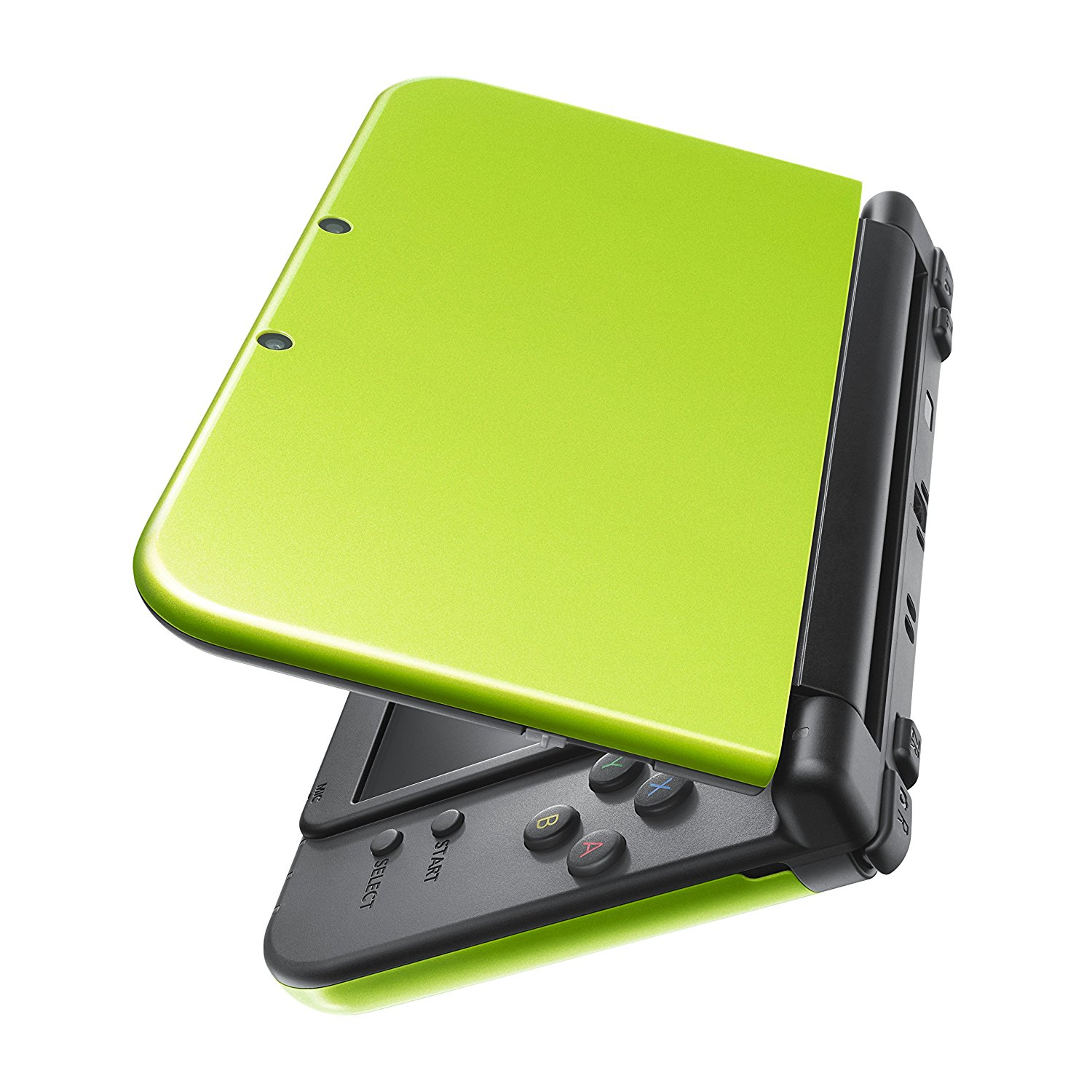 3DS Lime Green4
