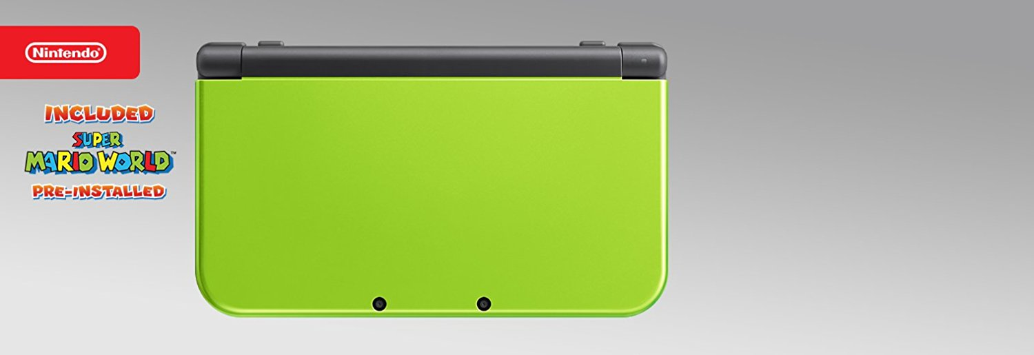 3DS Lime Green5