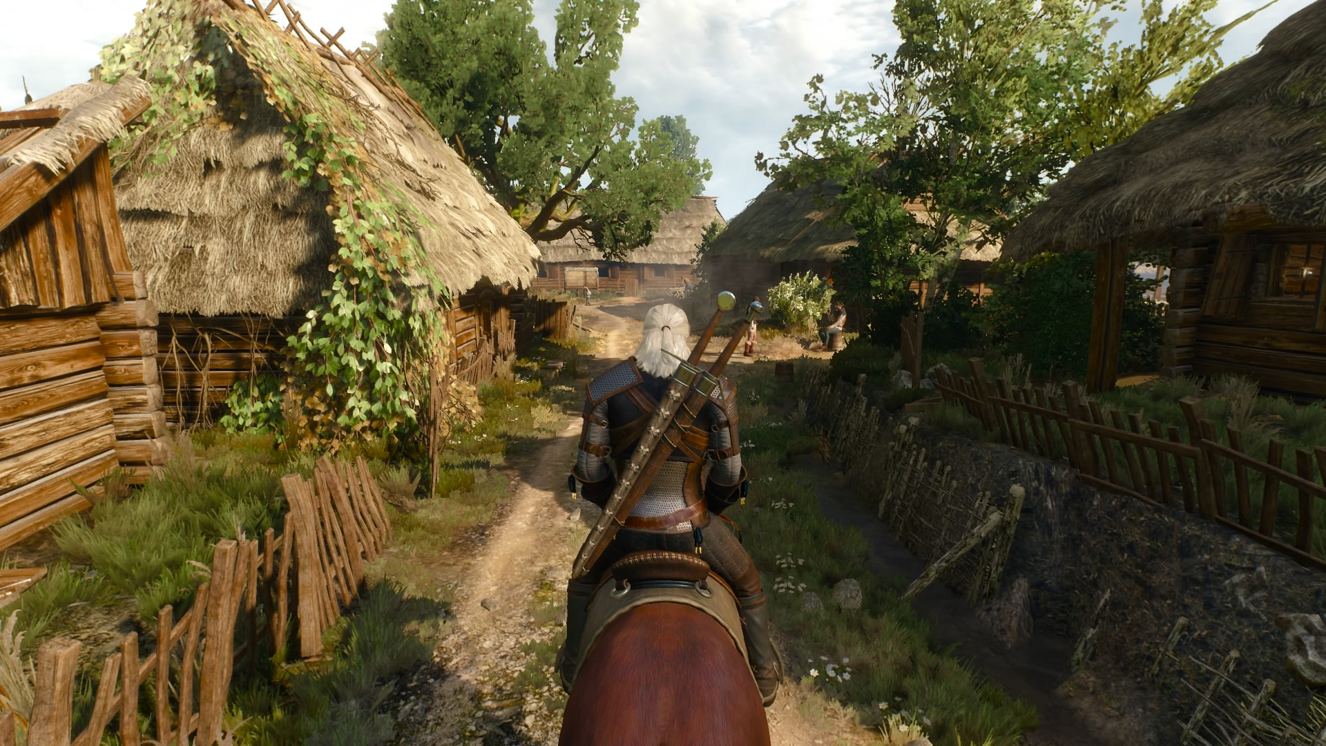 the witcher 3 notre comparatif pc ps4 xbox one. Black Bedroom Furniture Sets. Home Design Ideas