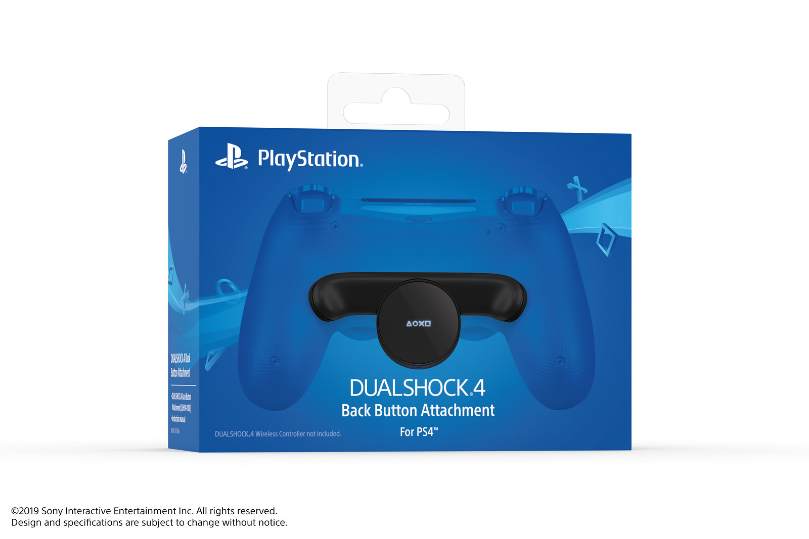 Back Button PS4 2