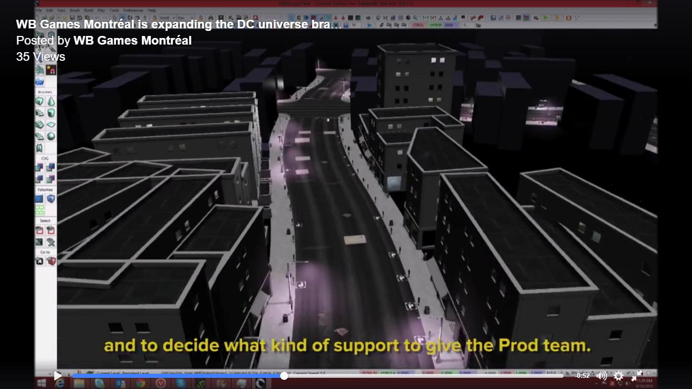 BatmanArkham Fuite Video 03