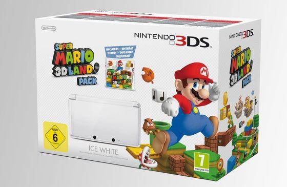 Bundle 3DS Super Mario 3D Land
