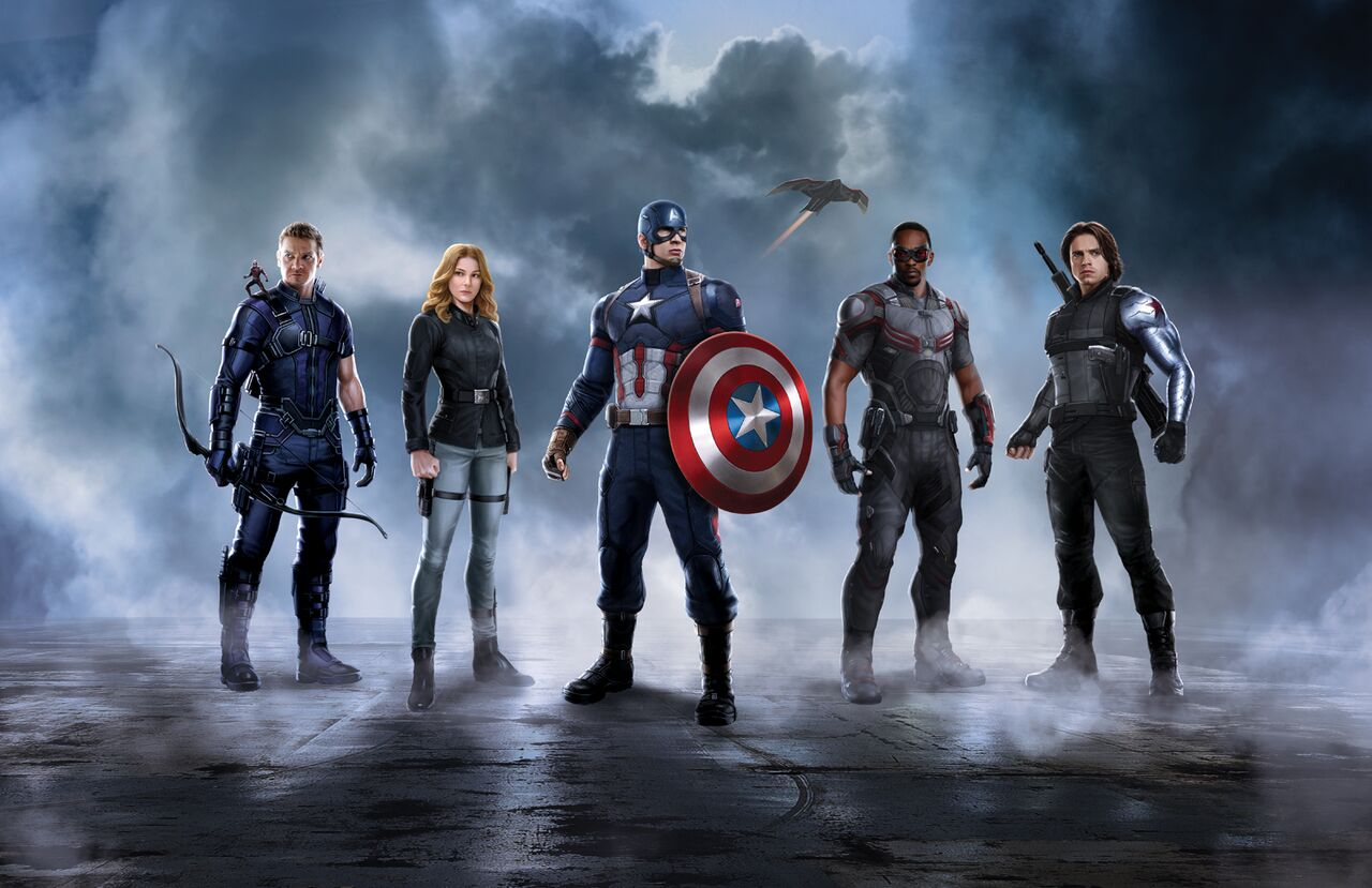 CaptainAmerica CivilWar TeamCaptainAmerica