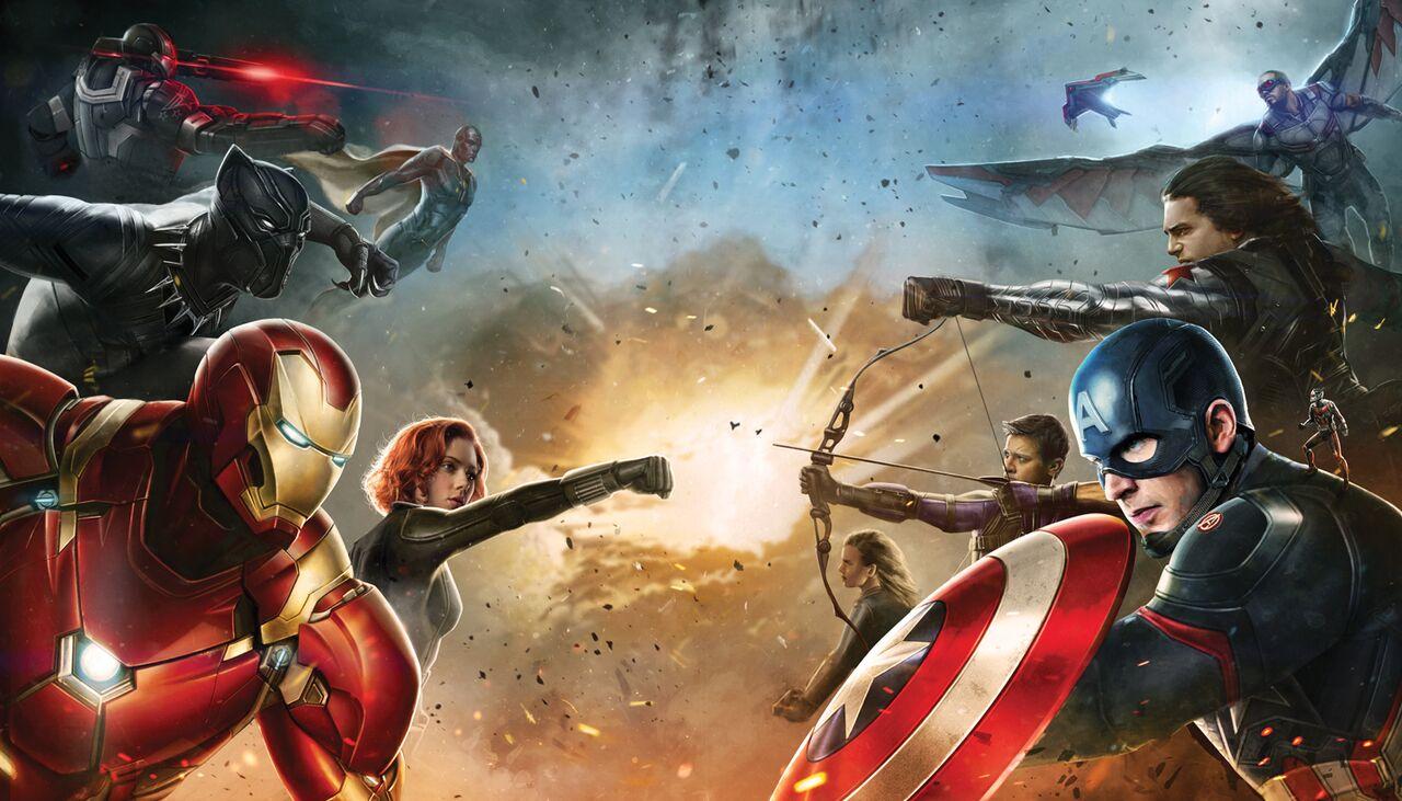 CaptainAmerica CivilWar VS