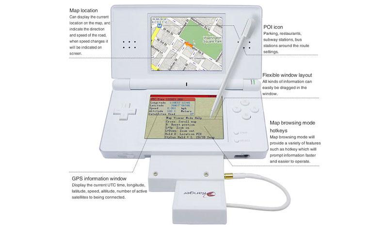 DSLite GPS