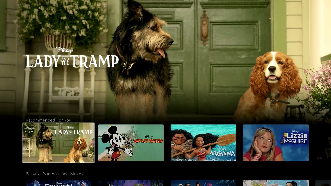DisneyPlus Screenshots 01