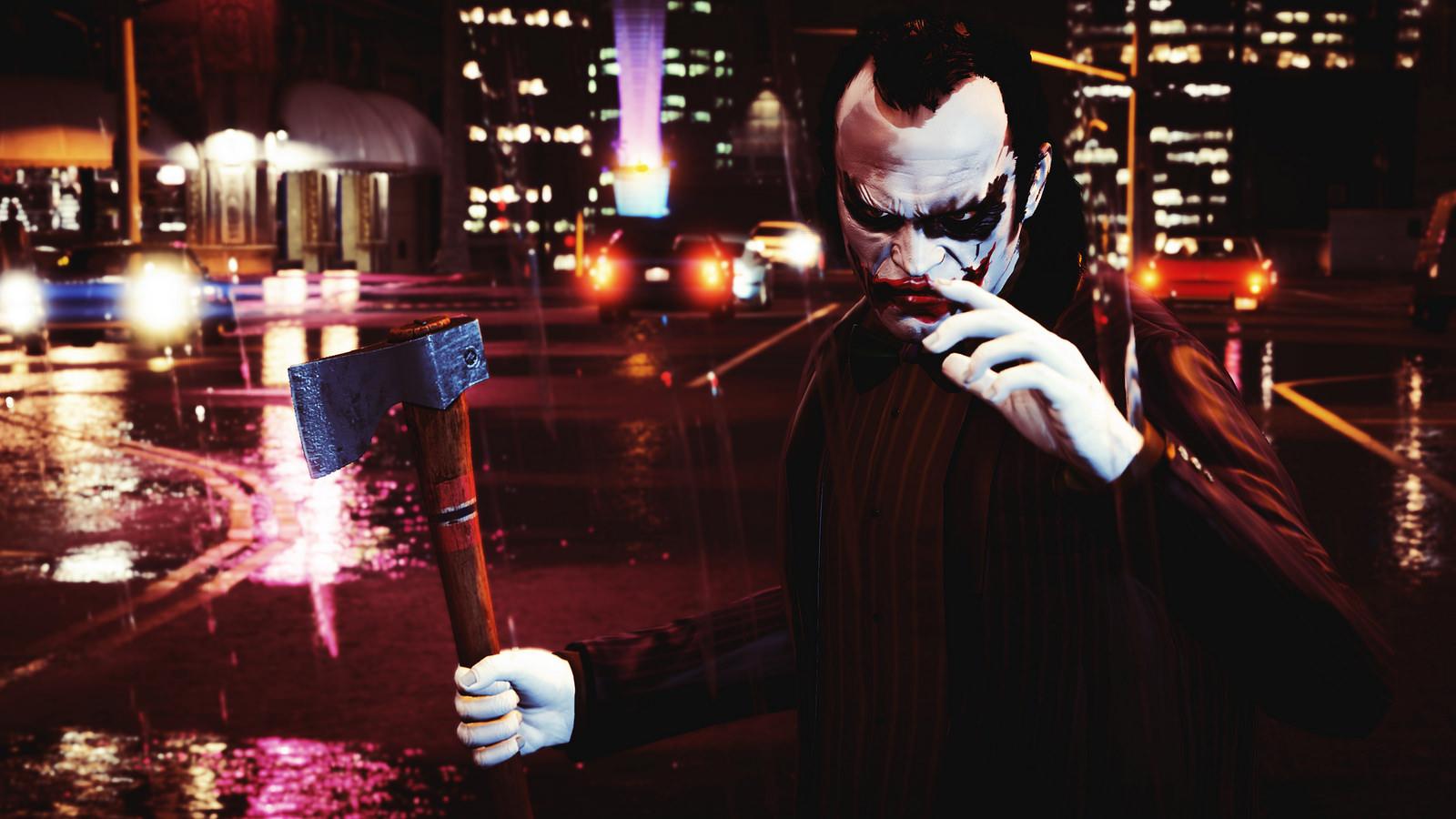 GTAV Joker Trevor 06