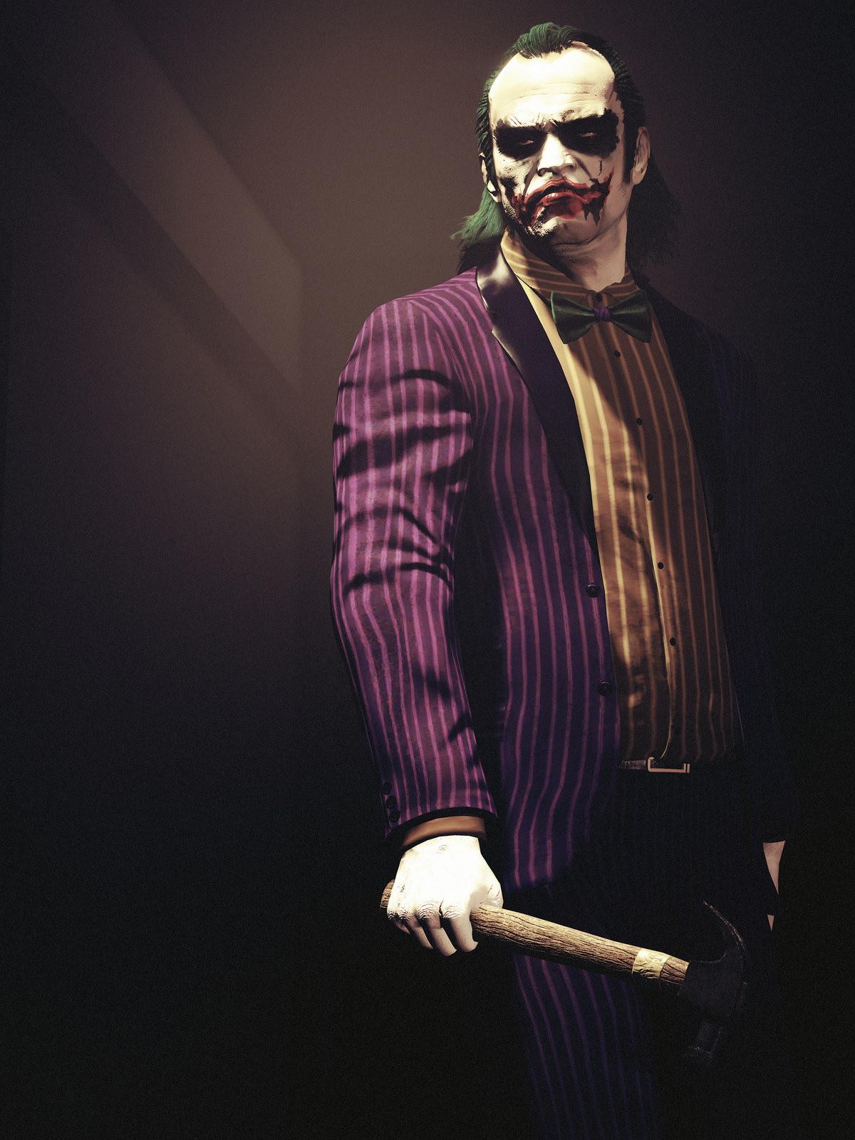 GTAV Joker Trevor 09
