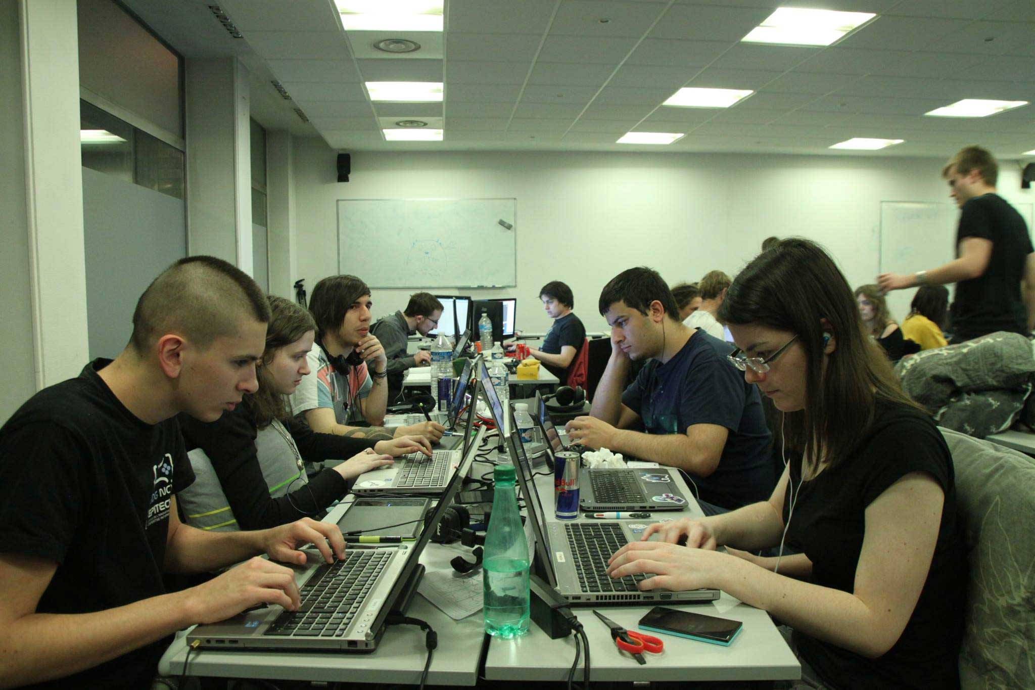 Global Game Jam 2015 Nancy 003