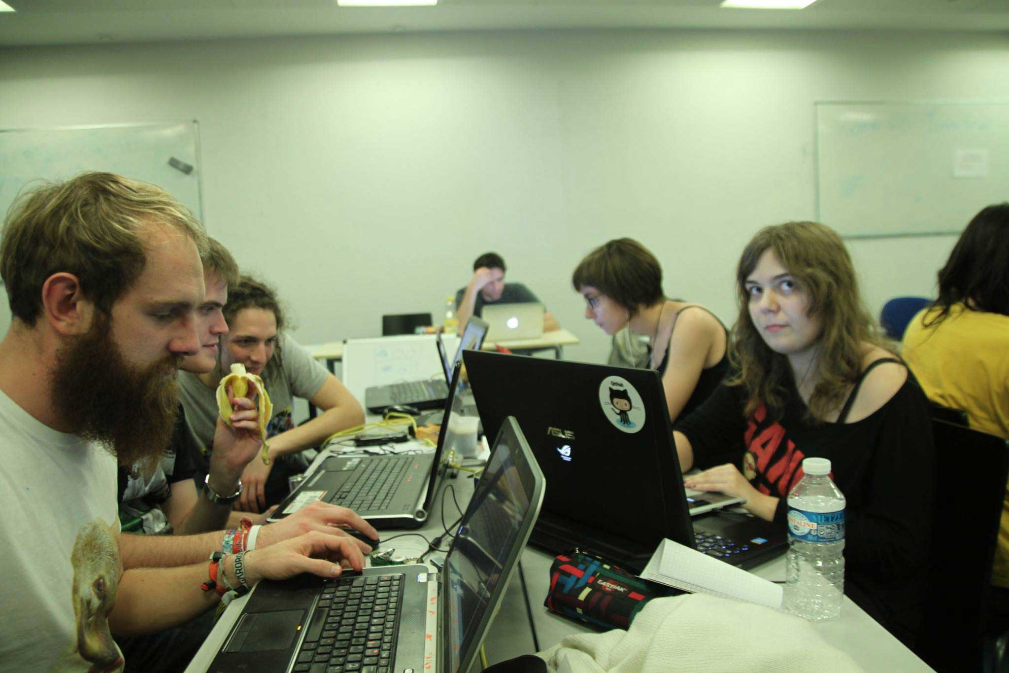 Global Game Jam 2015 Nancy 004
