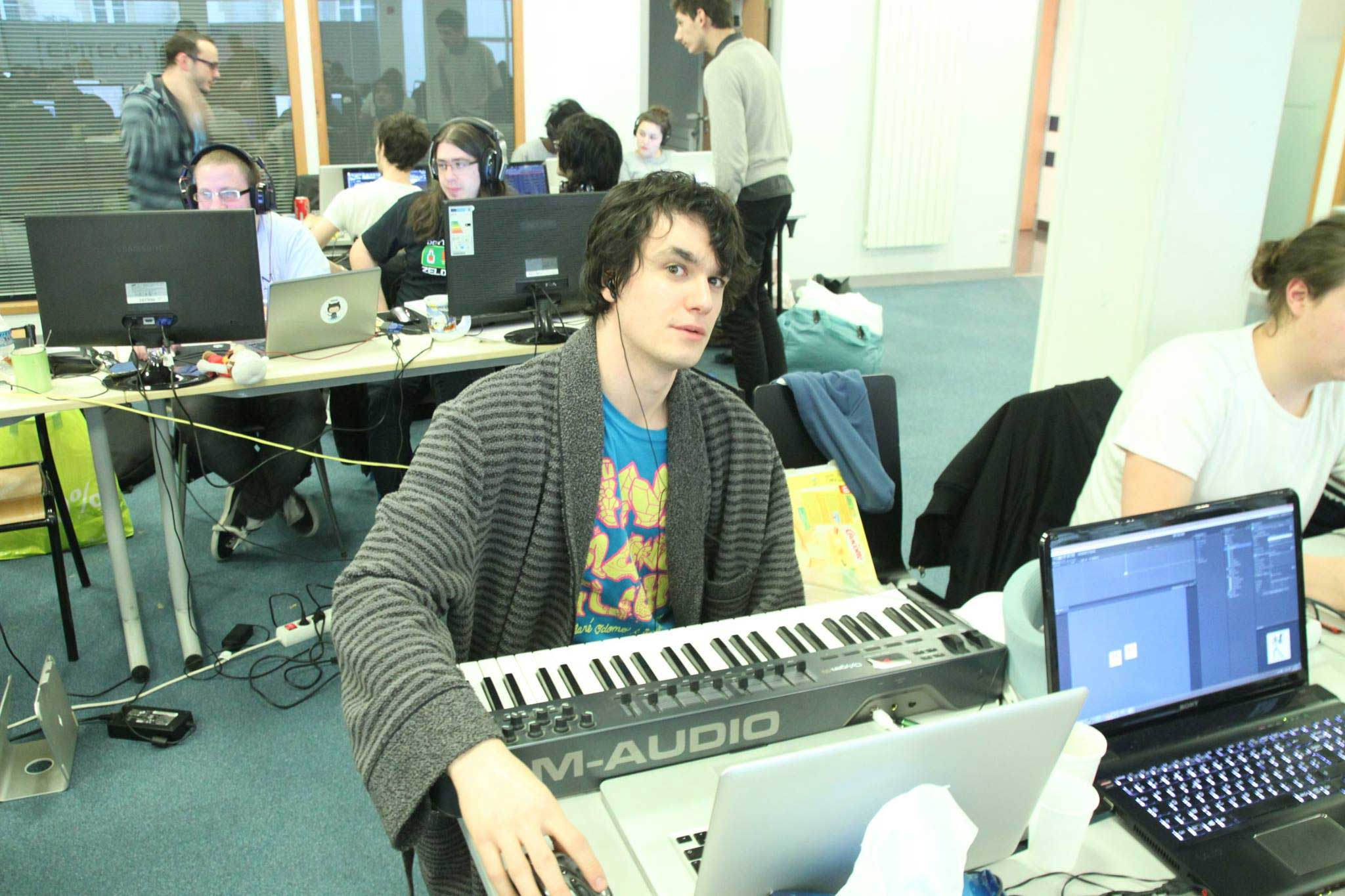 Global Game Jam 2015 Nancy 007