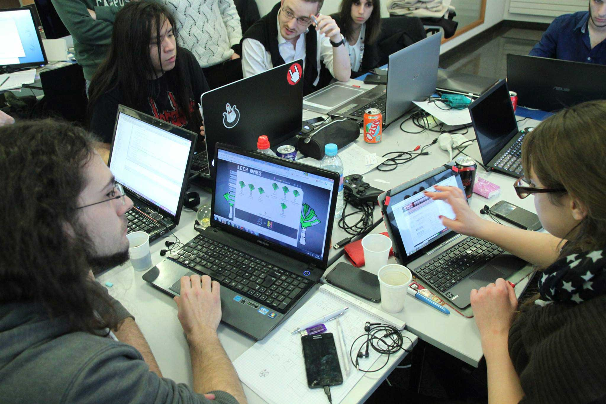 Global Game Jam 2015 Nancy 008