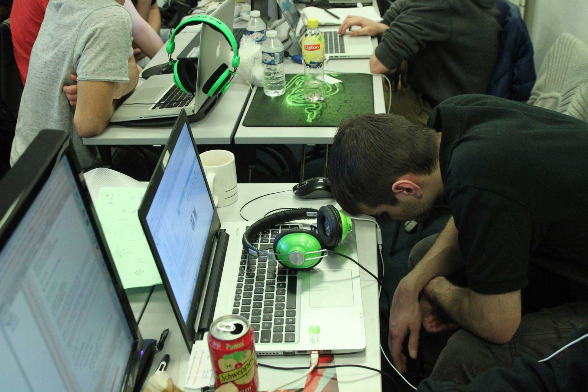 Global Game Jam 2015 Nancy 009