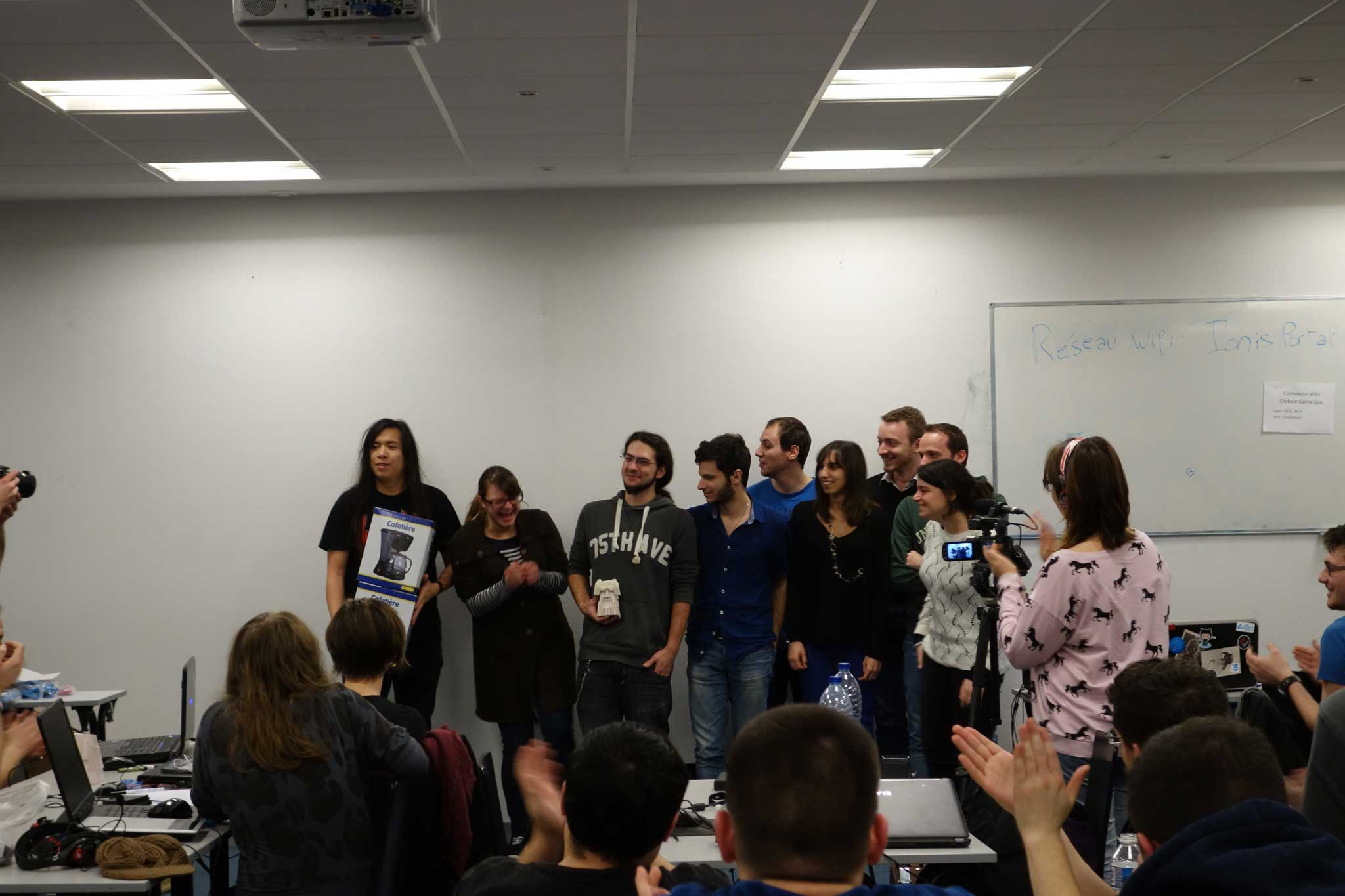 Global Game Jam 2015 Nancy 014