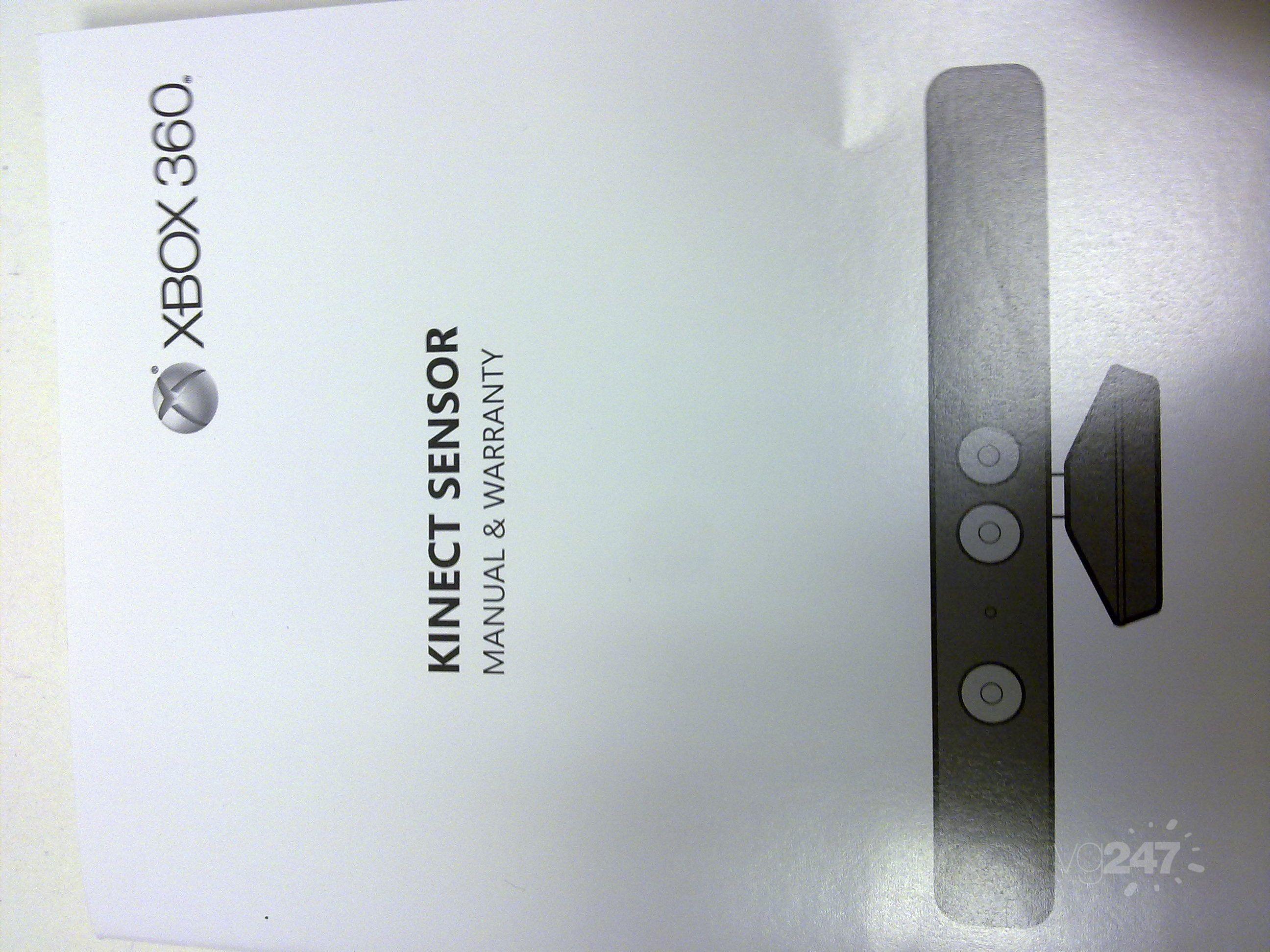 Kinect Manual 004