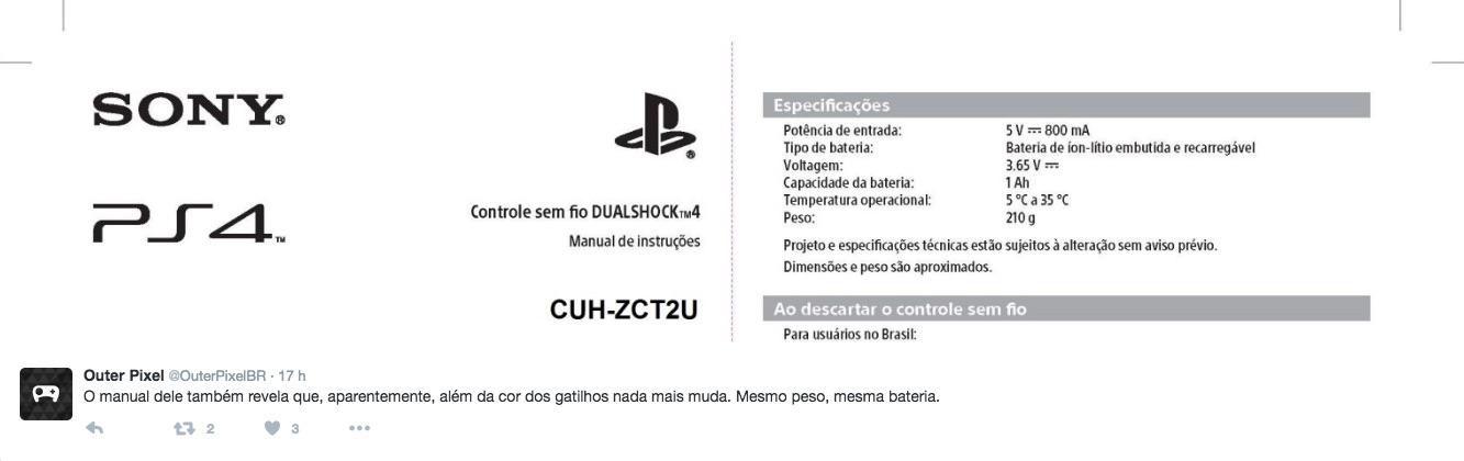 Manette PS4 fuite4
