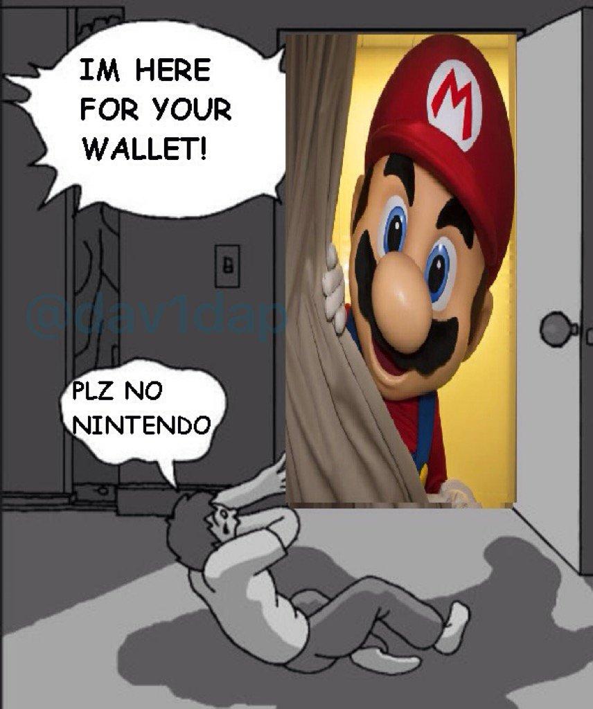 Mario NX Rideau Parodie 09