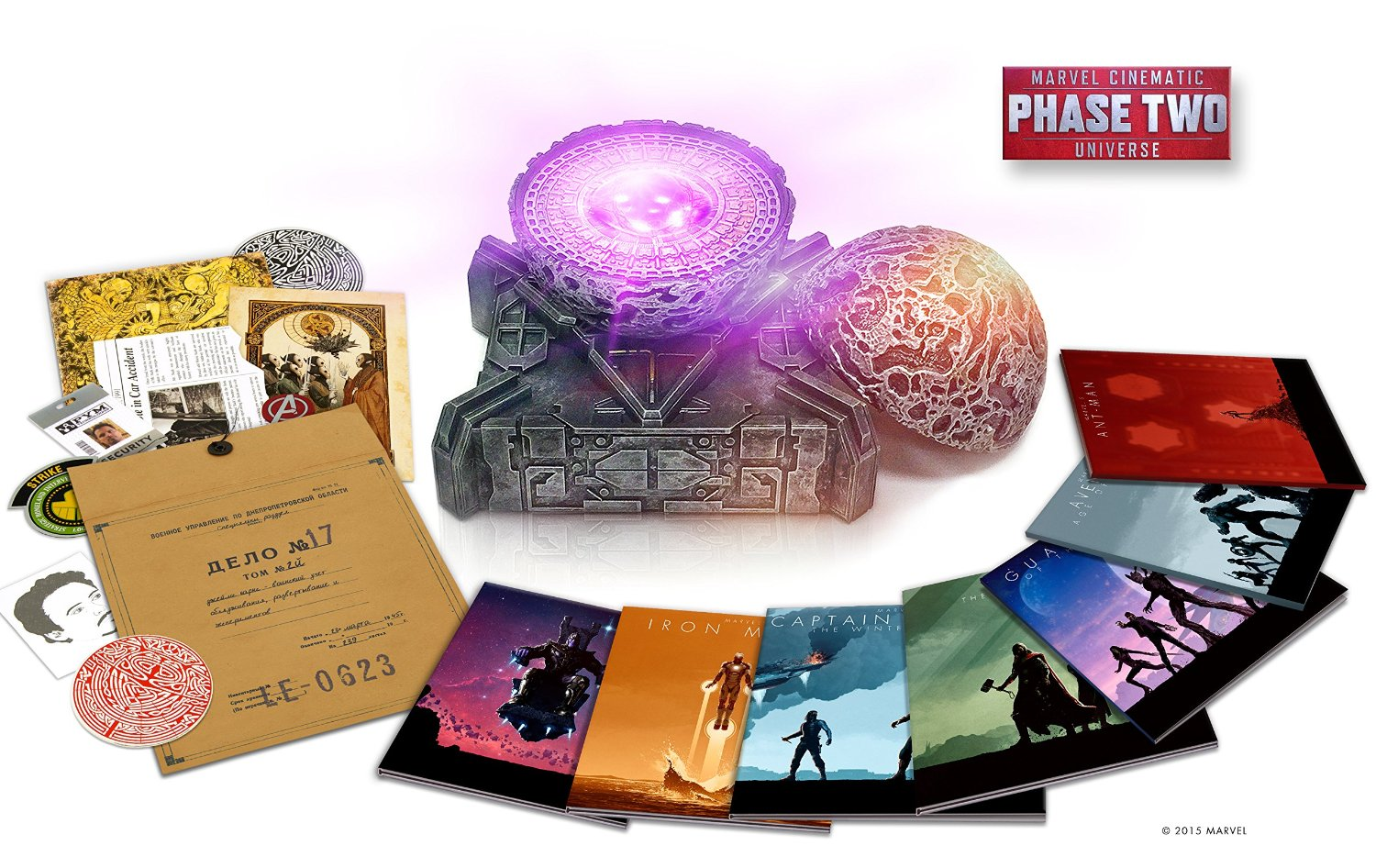 Marvel MCU Coffret Phase2 01