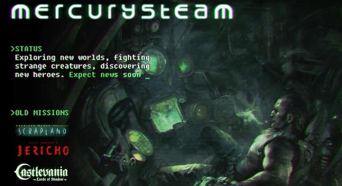 MercurySteam Teasing