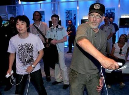 Miyamoto Vs Spielberg Wii 004