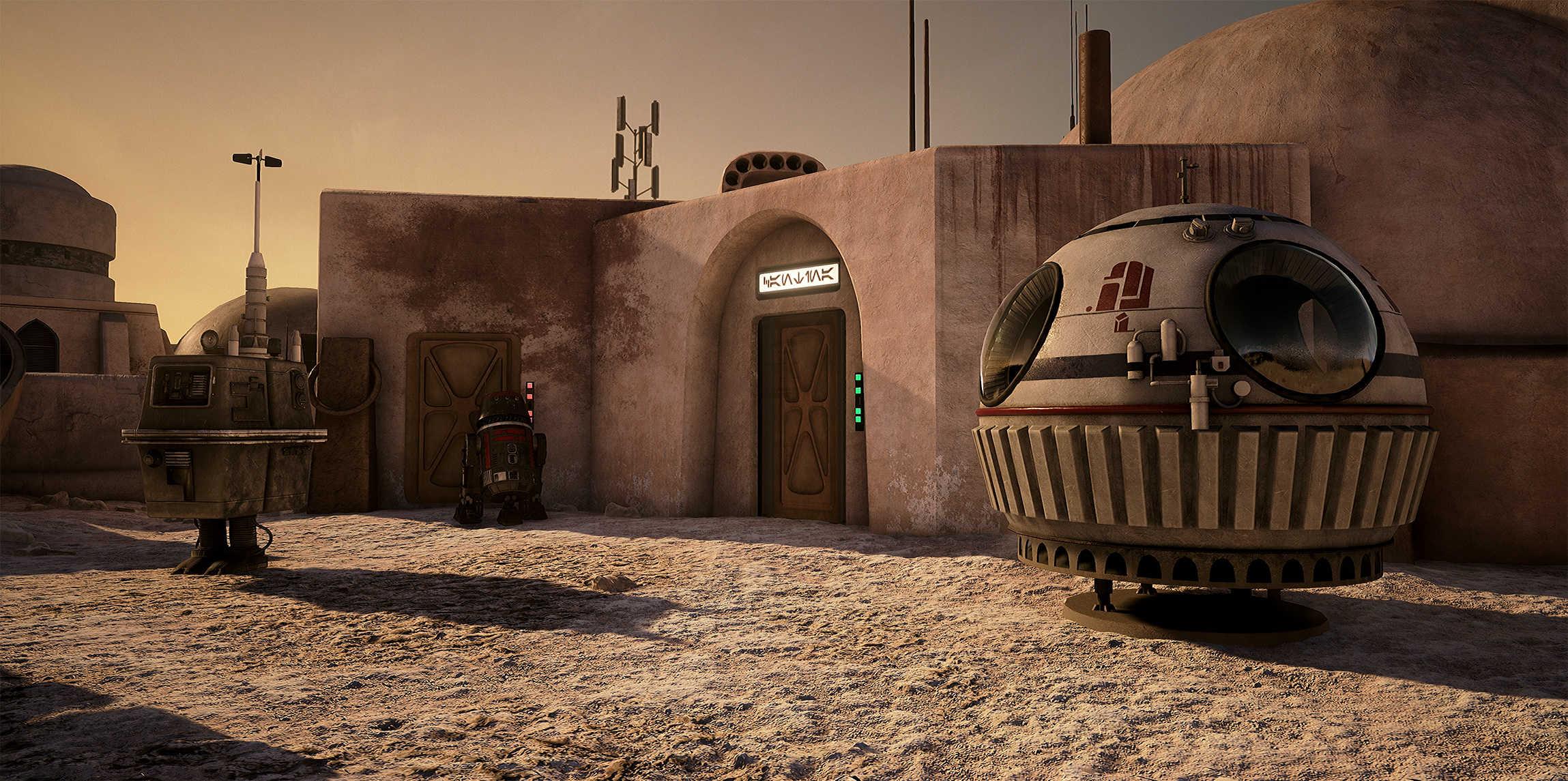 Mos-Eisley-Unreal-Engine -5-