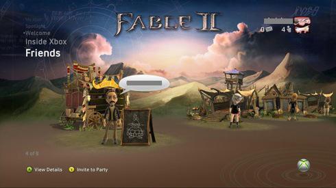 NXE-Theme FableII