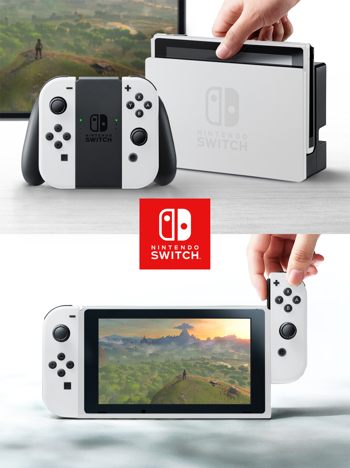 Nintendo Switch Couleurs10