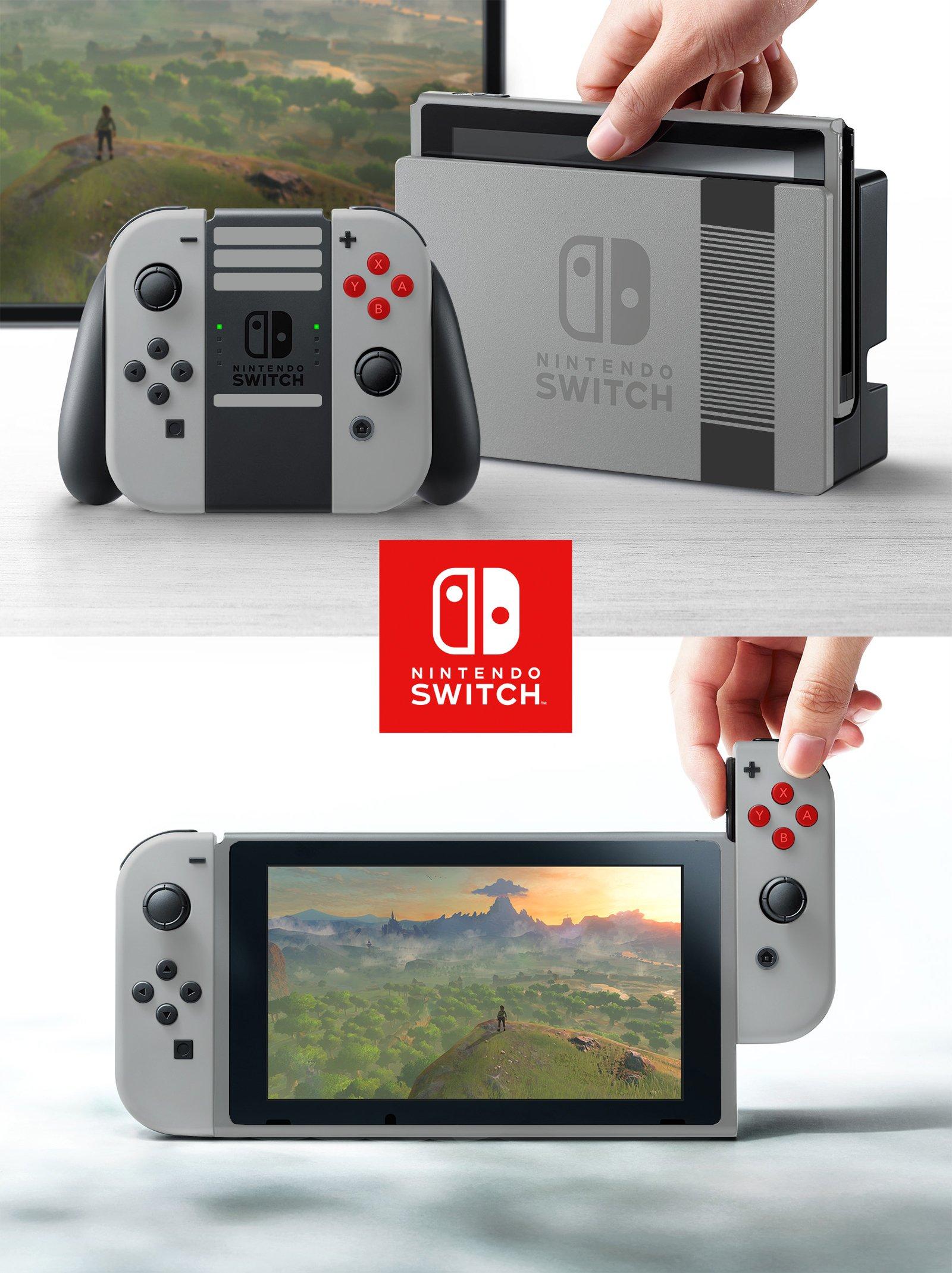 Nintendo Switch Couleurs3