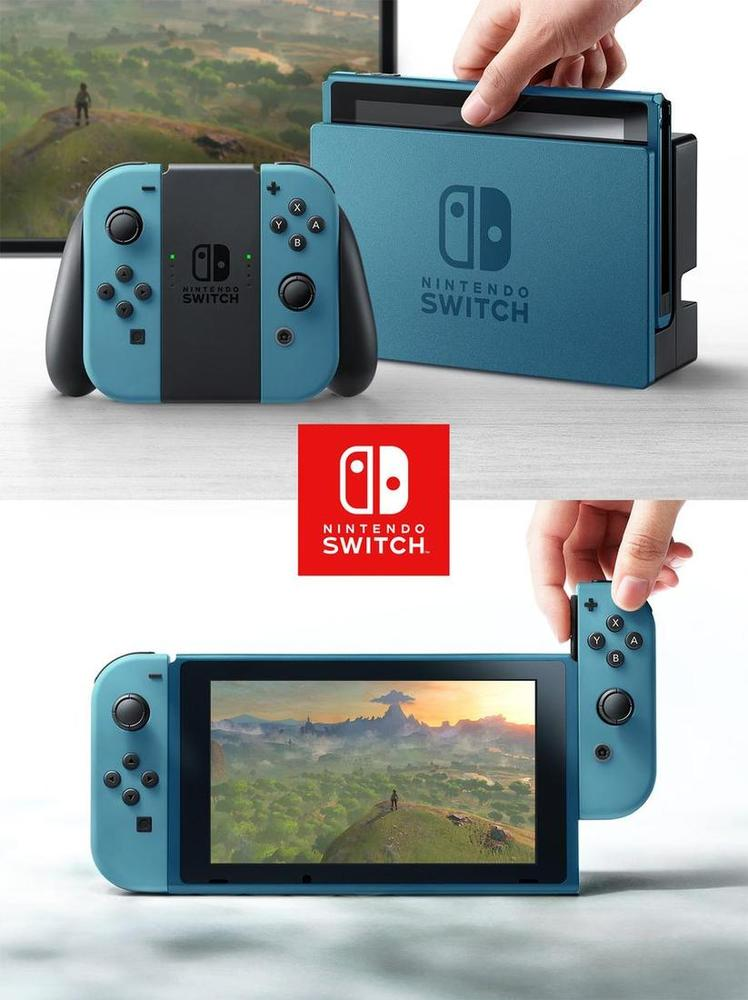 Nintendo Switch Couleurs8
