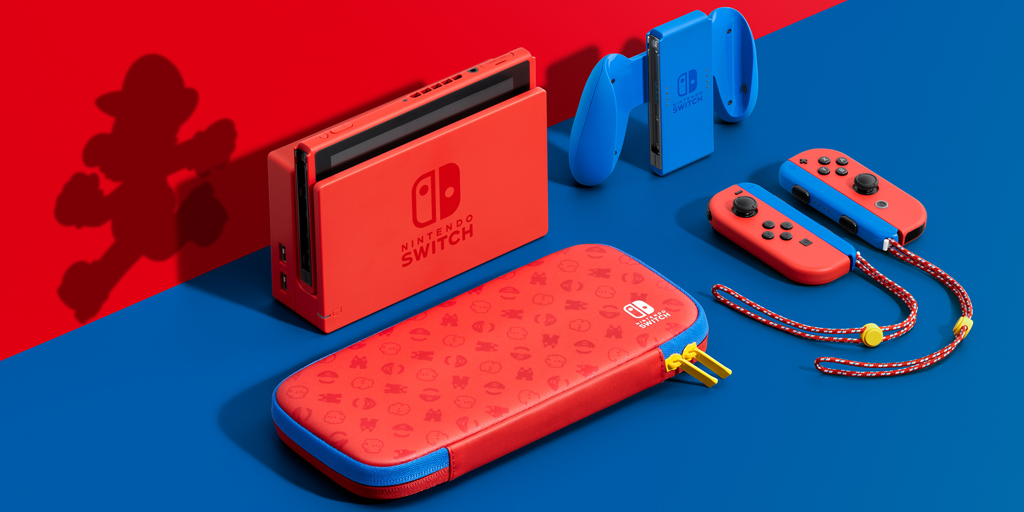 Nintendo Switch Mario 01