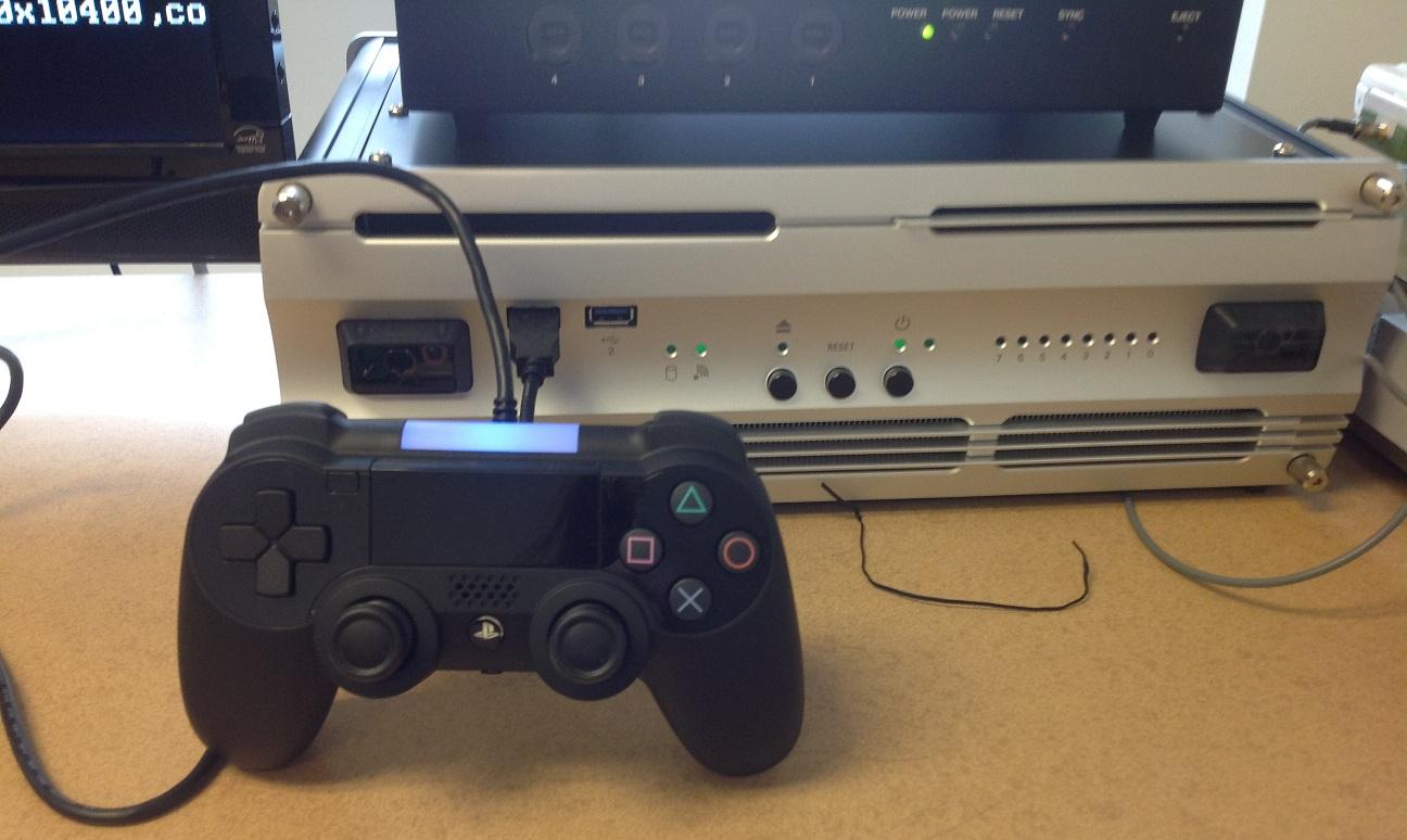PS4Controller