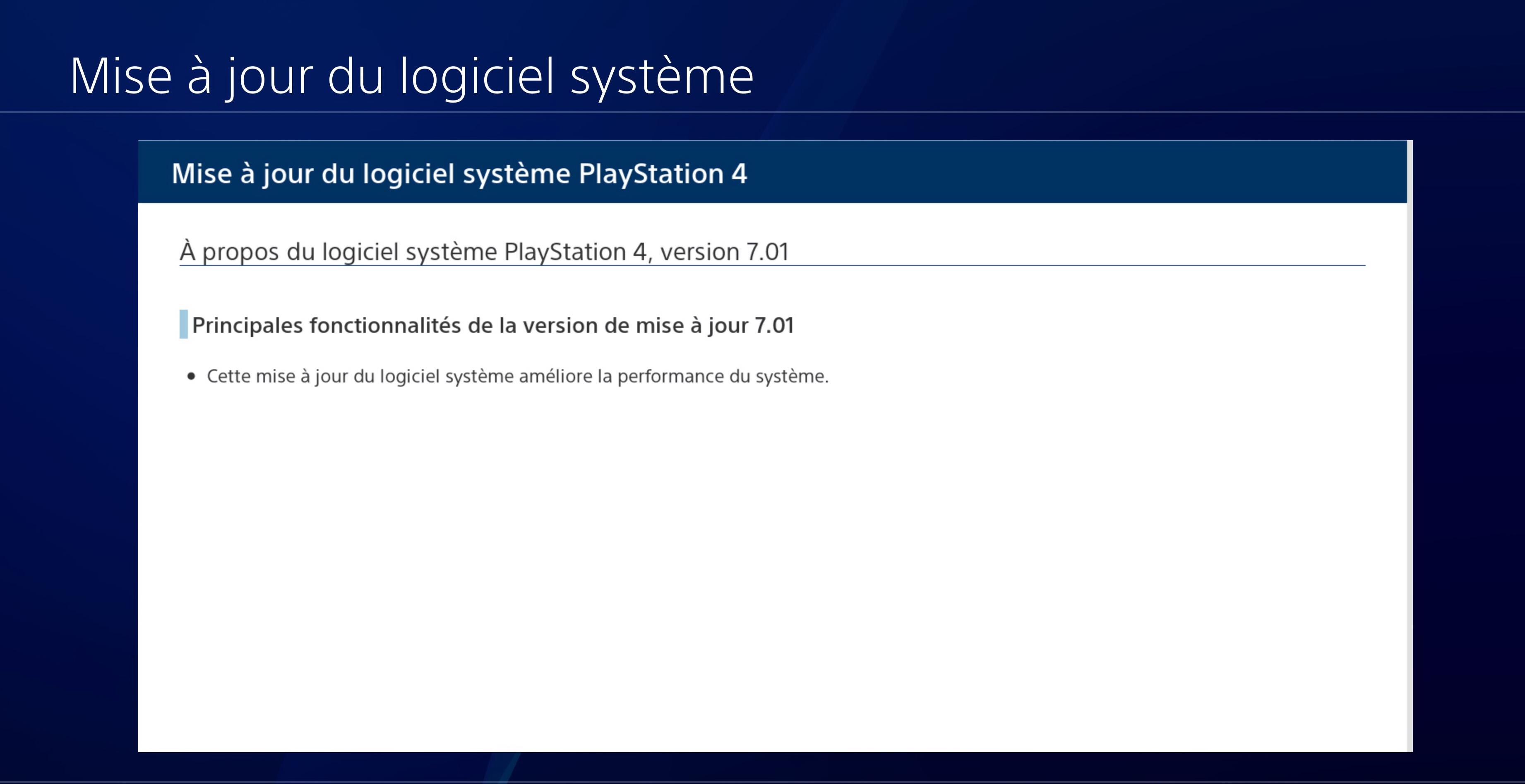 PS4Maj701