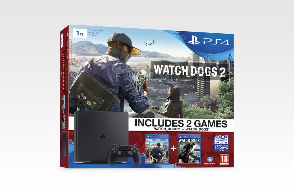 Pack PS4 Slim1