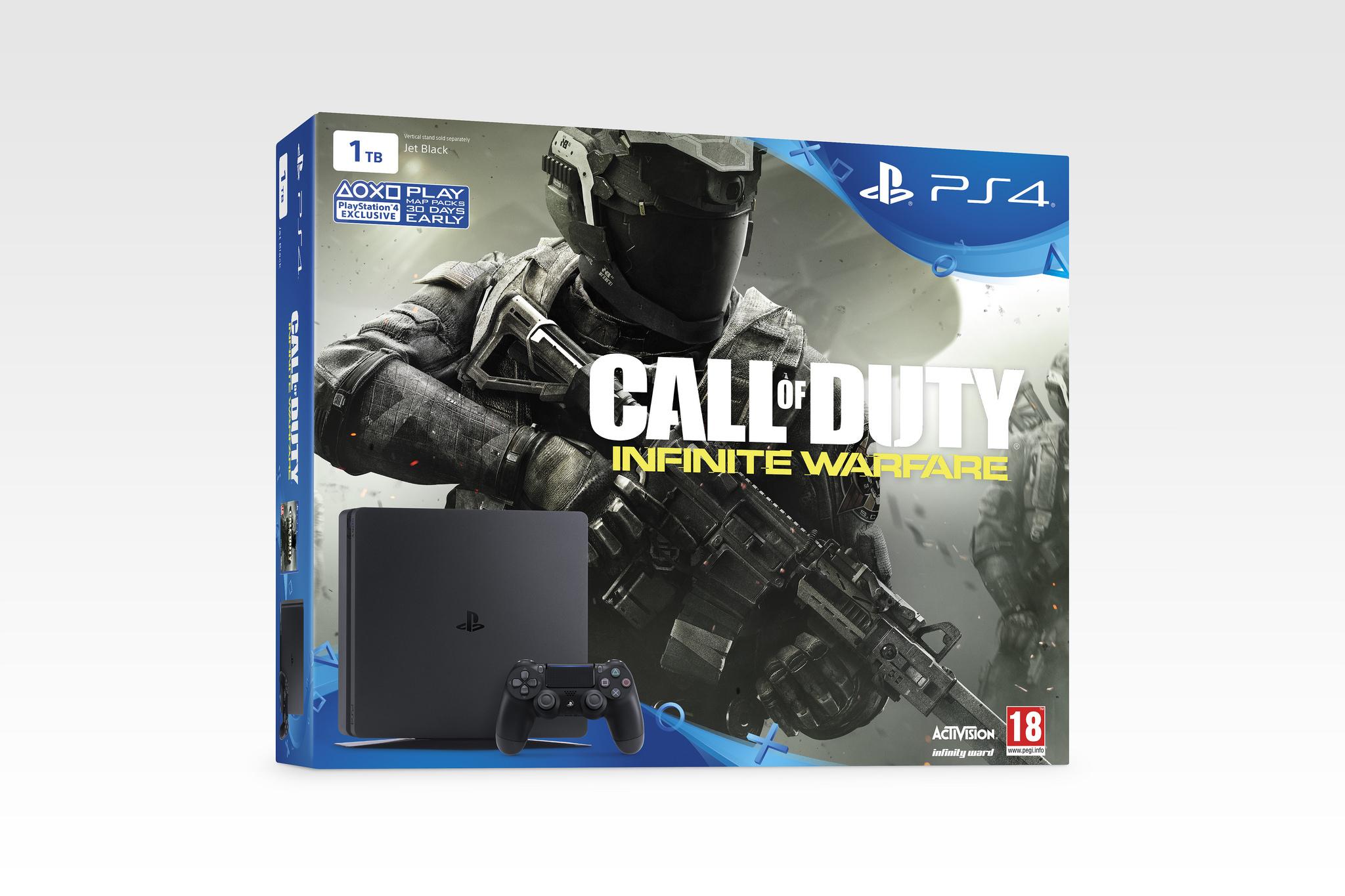 Pack PS4 Slim3