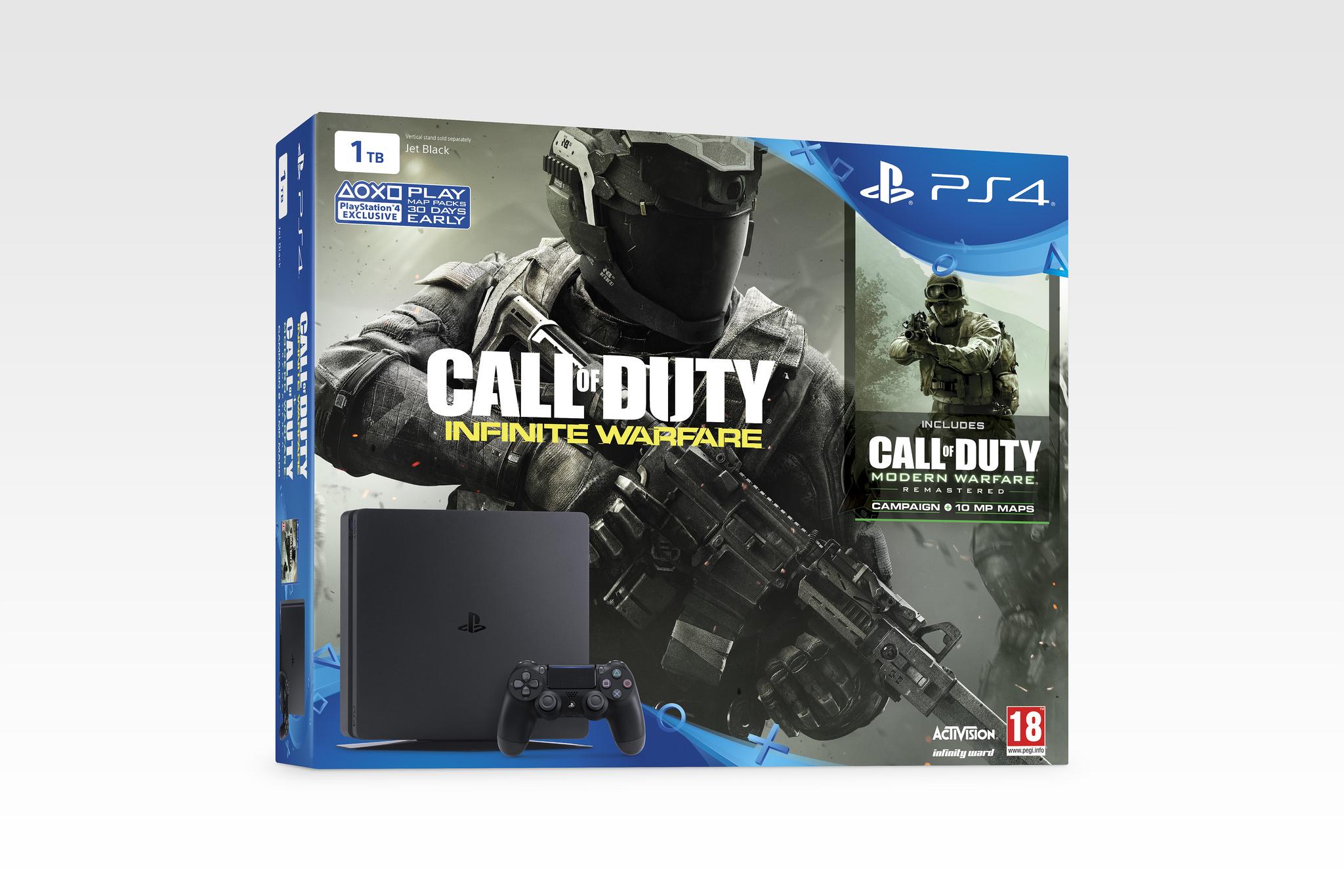 Pack PS4 Slim4
