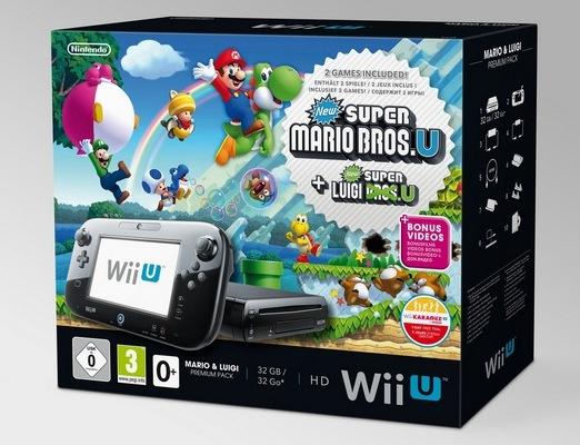 Pack SuperMarioBrosU Wiiu