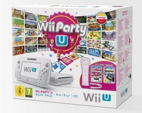 Pack Wiiu Wii U Party