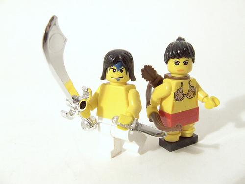 PrinceofPersia Lego 01