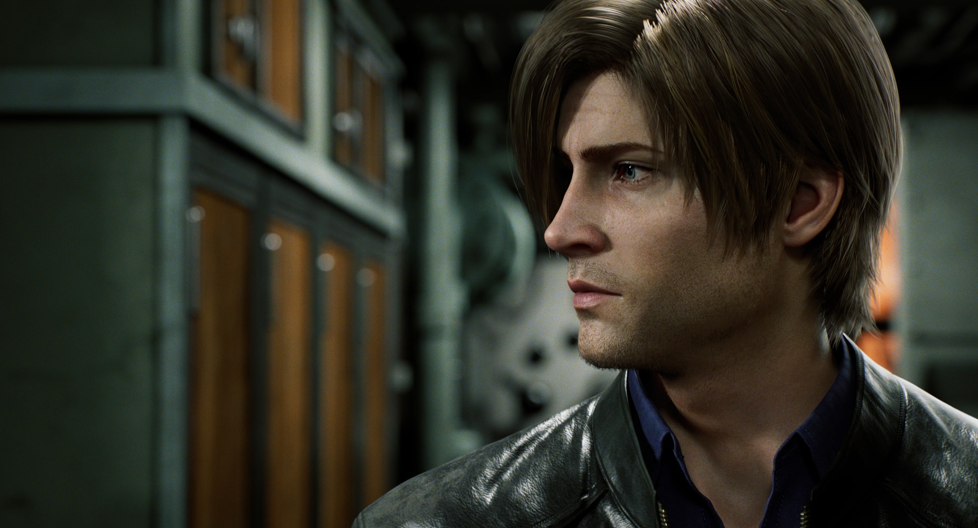 ResidentEvil Netflix CG Screenshot 01