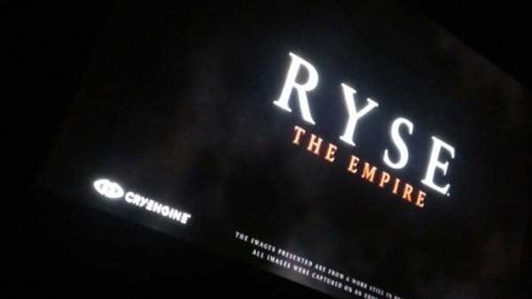 Ryse of Empire