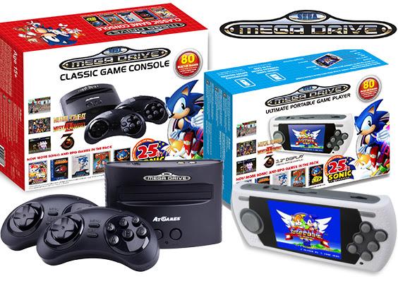 Sega annonce une Mini Megadrive SEGA_portable